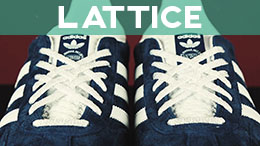 how to tie shoe laces lattice lacing on adidas gazelle shoes