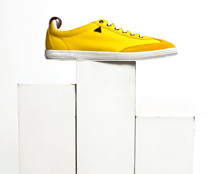 Le Coq Sportif TDF Yellow Jersey Provencale Trainer
