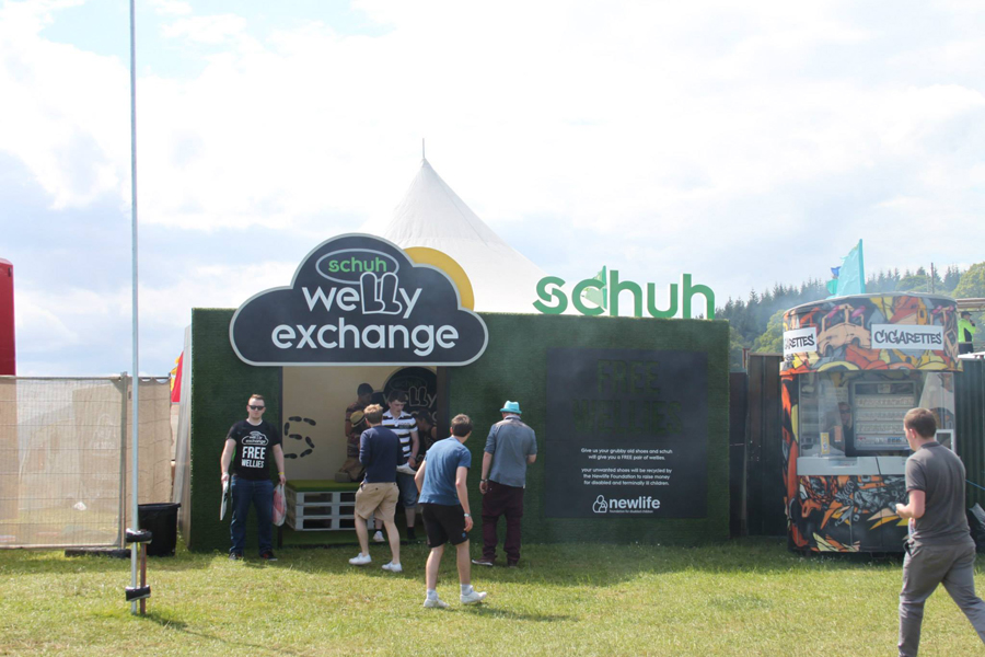 schuh welly exchange fascia