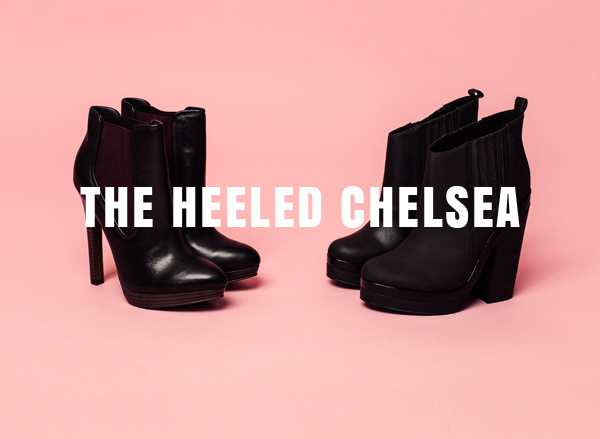Heeled Chelsea Boots at schuh
