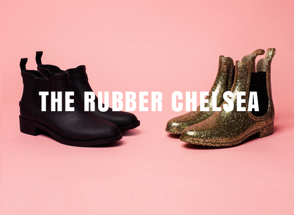 Rubber Chelsea Boots at schuh