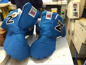 New Balance Factory undone