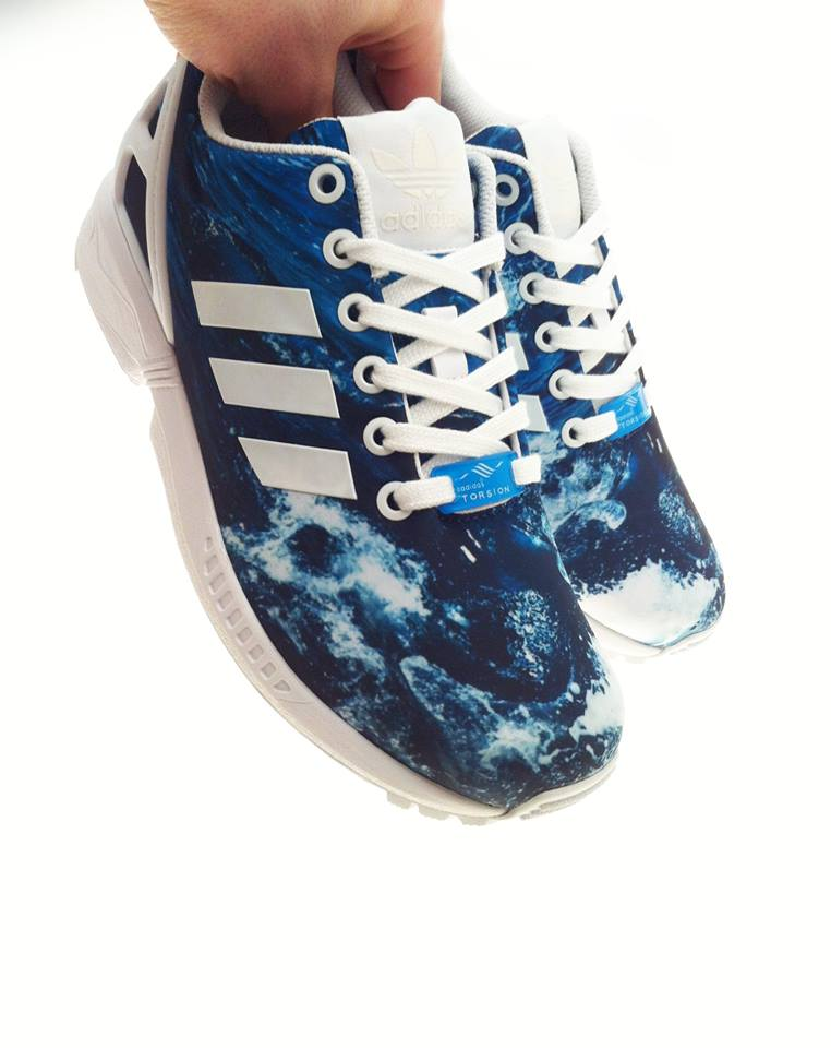 adidas ZX Flux Photo Print Pack