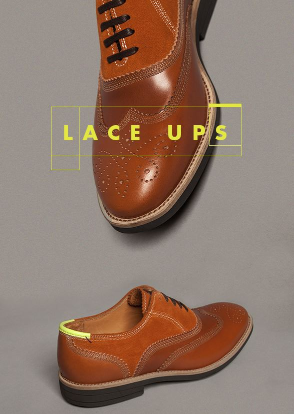 Lace Ups Featured