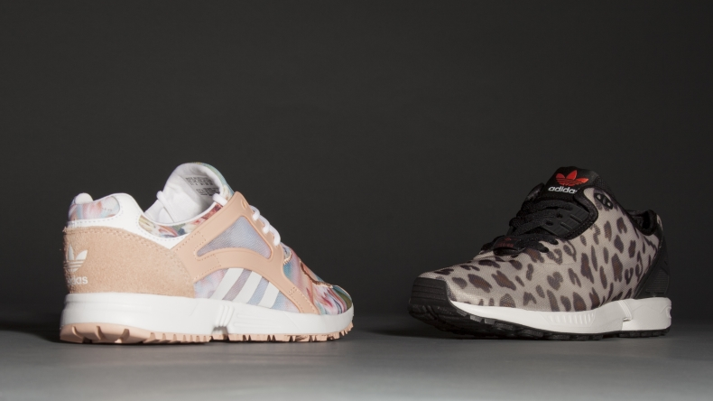 women's adidas racer lite farm print mens adidas ZX flux decon trainers