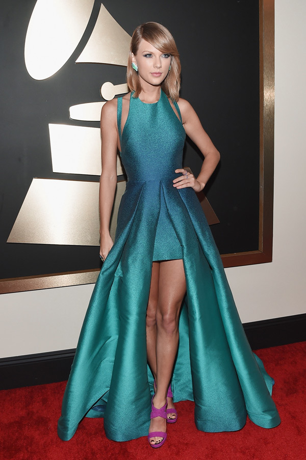 BAFTAS vs. The Grammys – The shoes e347b62acd1