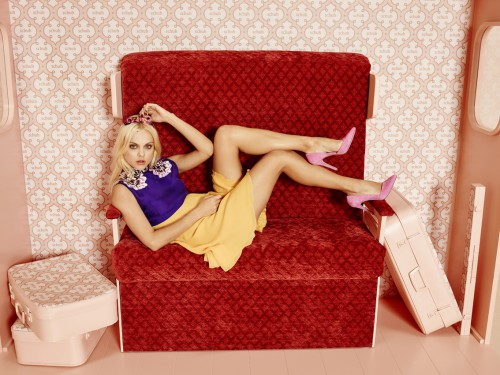 schuh SS15 campaign`