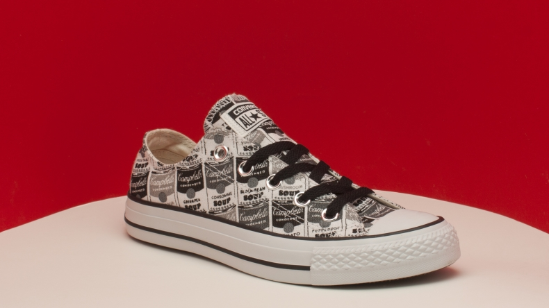 black-and-white-converse-all-star-warhol-oxford-trainers-for-men-and-women