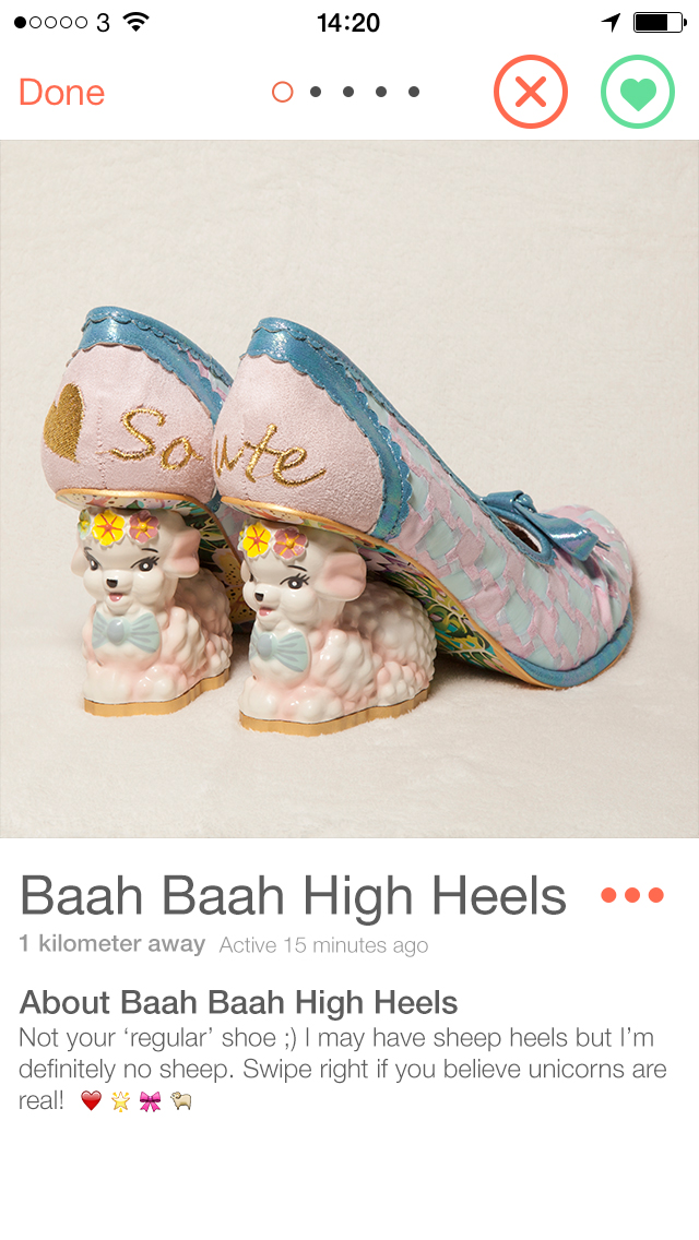 womens-irregular-choice-baah-baah-high-heels-in=pale-pink-fabric-profile