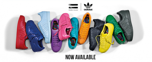 There are 11 adidas Supercolor to choose from at schuh
