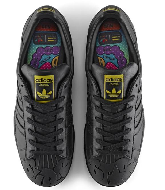 adidas supercolor pharrell williams superstar collaboration. Black Bedroom Furniture Sets. Home Design Ideas