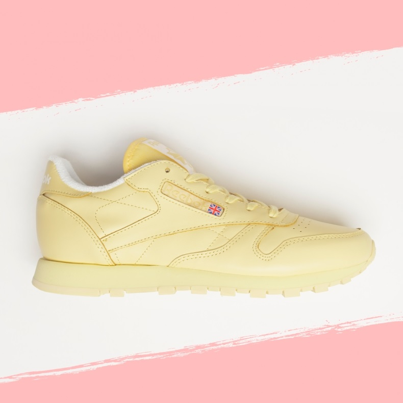 lemon-yellow-reebok-classic-trainers