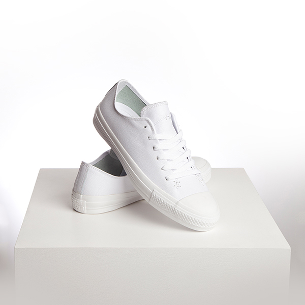 Converse Chuck Taylor All White Triple White Trainers schuh
