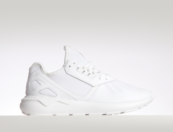 adidas Tubular All White Triple White Trainers schuh