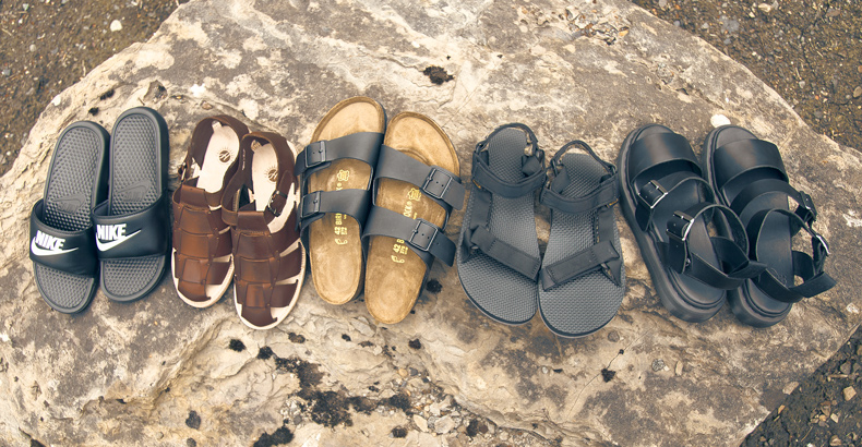 Men's summer sandals at schuh