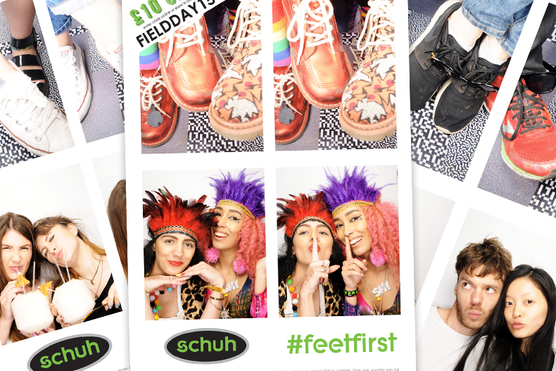 schuh at Field Day Festival