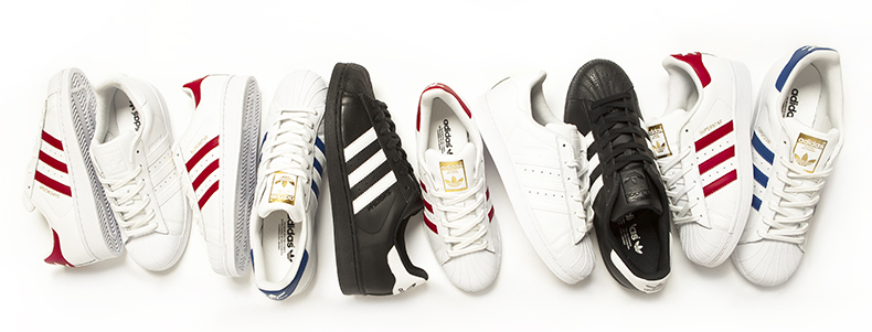 adidas Superstar trainers schuh