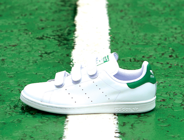 adidas stan smith comfort tennis shoes in white at schuh