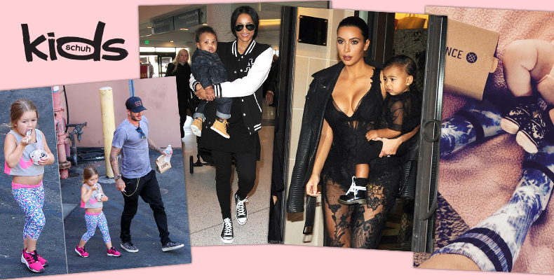 celebrity kids and their parents feat kim kardashian and north west 2015