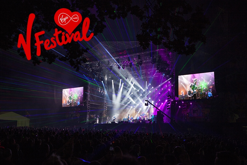 v festival 2015 main stage night