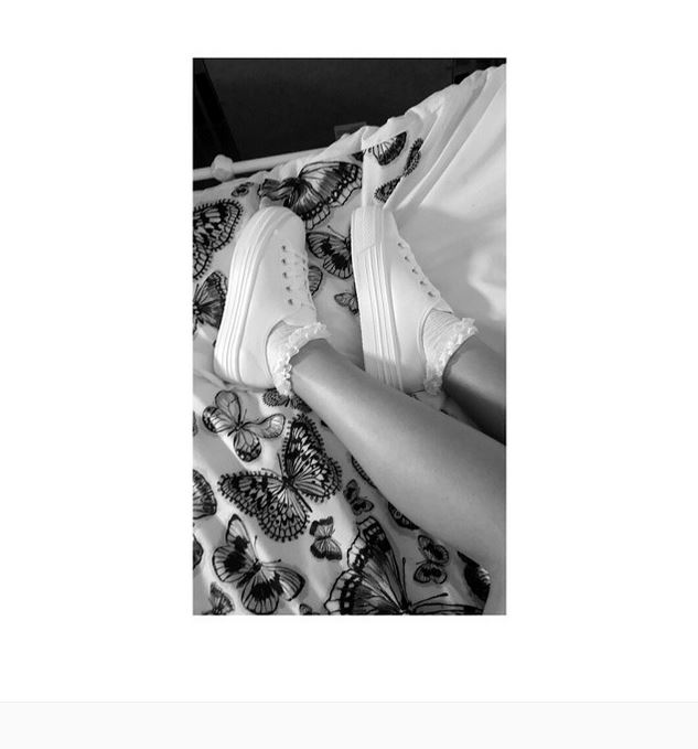 vans old skool trainers black white