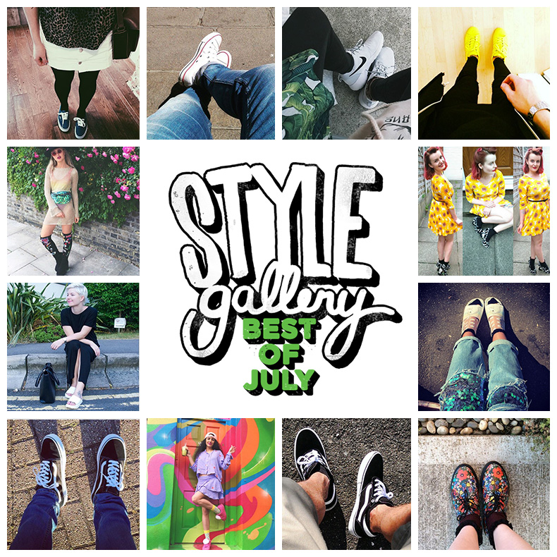 schuh style gallery best of july header