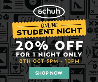 student discount promotion schuh