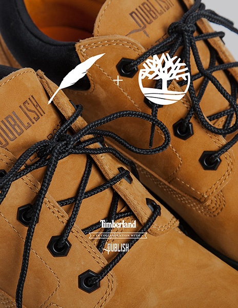 publish and timberland collaboration schuh blog featuring mens wheat nubuck boots