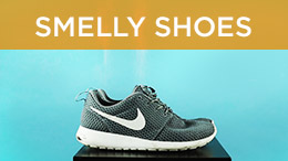 Shoe Hacks - Smelly Shoes