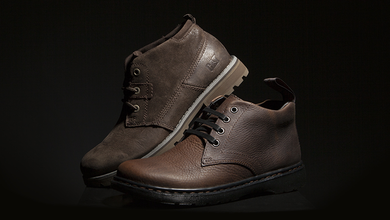 mens chukka boots catepillar harold and dr martens revive barnie brown boots