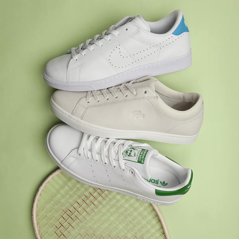 mens tennis trainers nike lacoste adidas