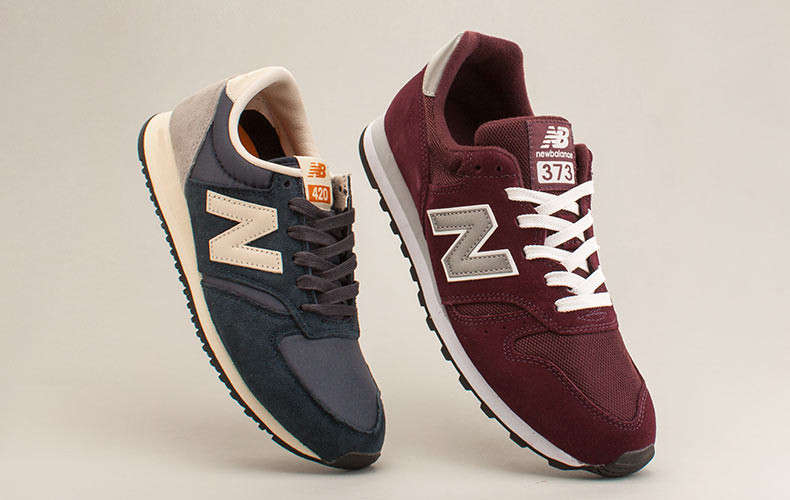 womens-new-balance-navy-420- trainers-mens-burgundy-new-balance-373-trainers