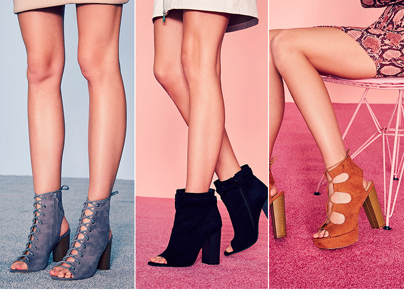 missguided at schuh collage