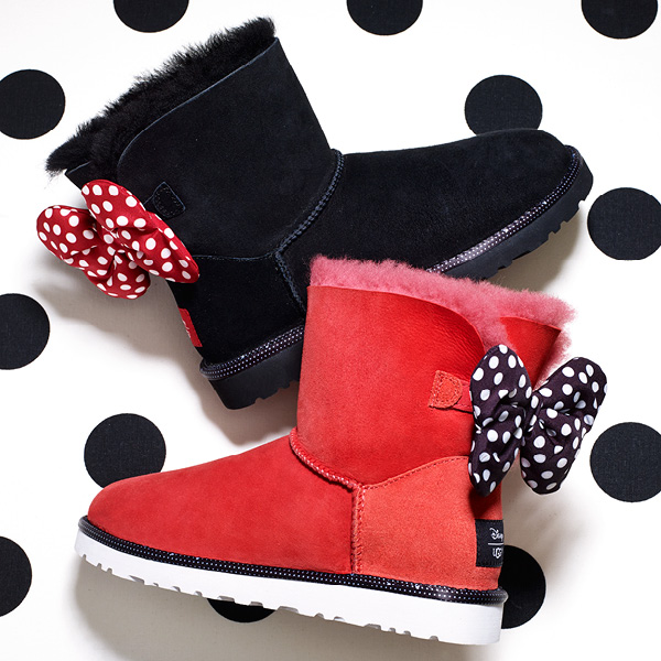ugg disney minnie