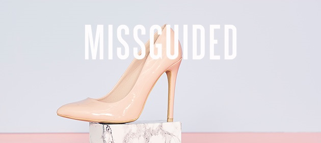 missguided shoes at schuh