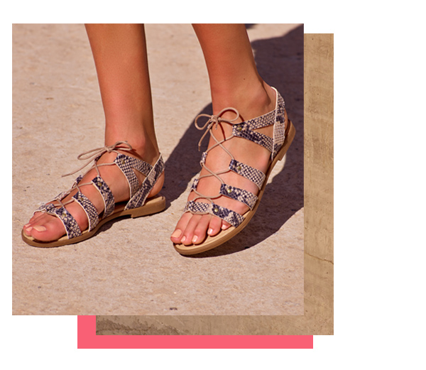 Sandals at schuh: Summer is Coming