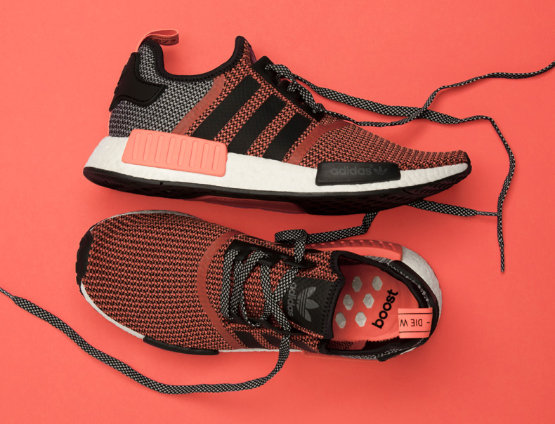 The Cheap Adidas NMD R1 Tri Color Pack will release this November 2016
