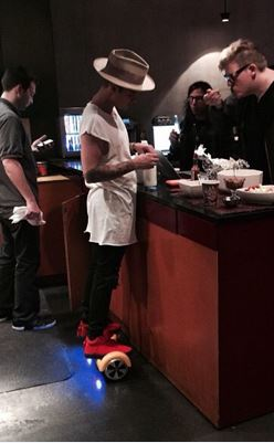 justin-bieber-wearing-red-clear-weather-on-hover-board