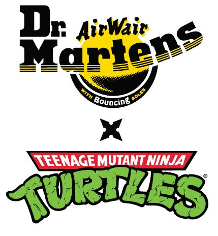 dr martens teenage mutant ninja turtles
