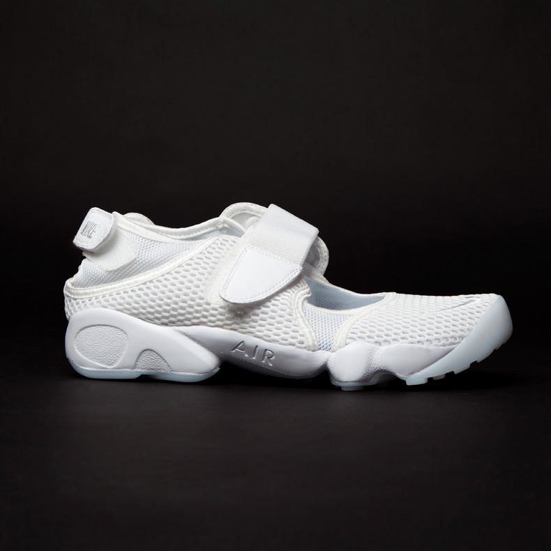 Nike Air Rift Breathe White schuh