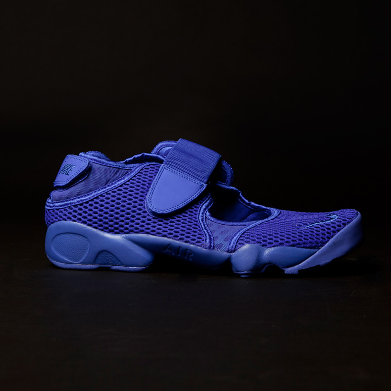 Nike Air Rift Breathe schuh blue mens