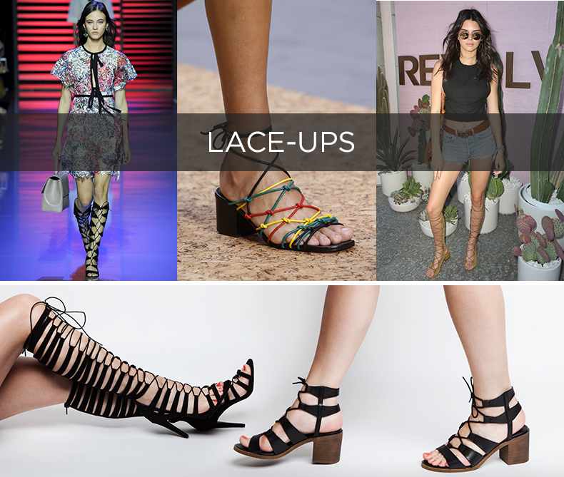lace up festival trend schuh blog with kendall jenner