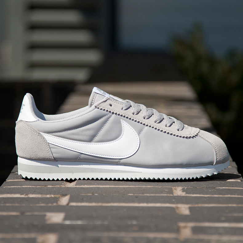 best service 4677f d7090 Contact. The Place Investment Group Inc. nike cortez grey