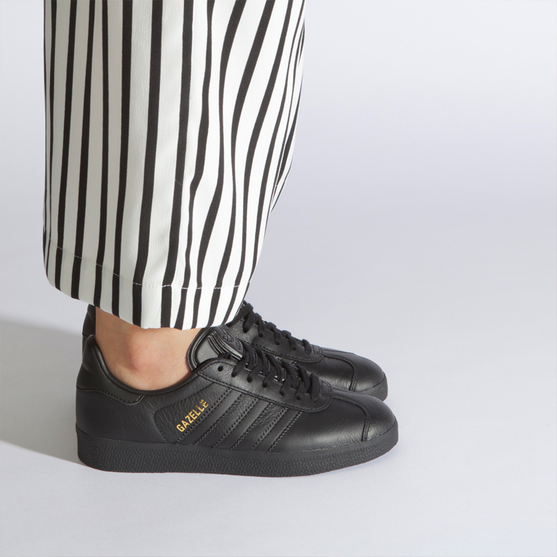 Black adidas Gazelle Trainers at schuh