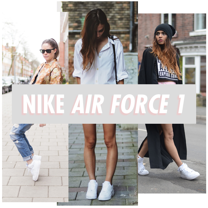 Nike Air Force 1 Trainers at schuh