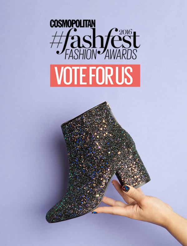 cosmopolitan-fashfest-2016-fashion-awards-vote-for-schuh-glittery-ankle-boot