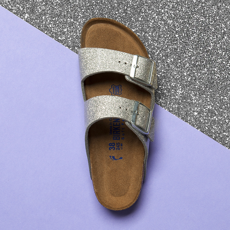 Birkenstock Arizona Two-Strap in Magic Galaxy