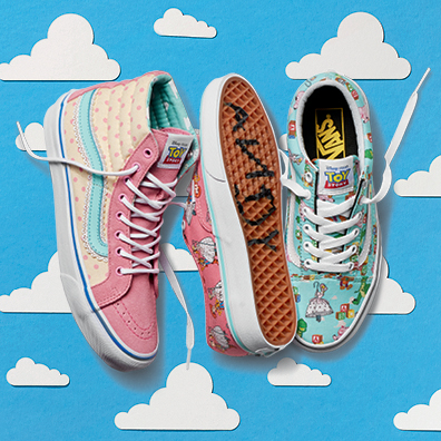 Vans Toy Story Schuhe