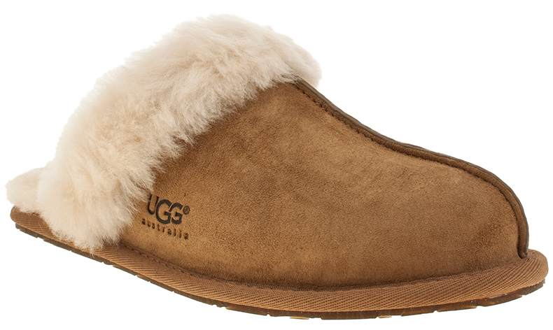 UGG Australia Scuffette slipper in tan sheepskin