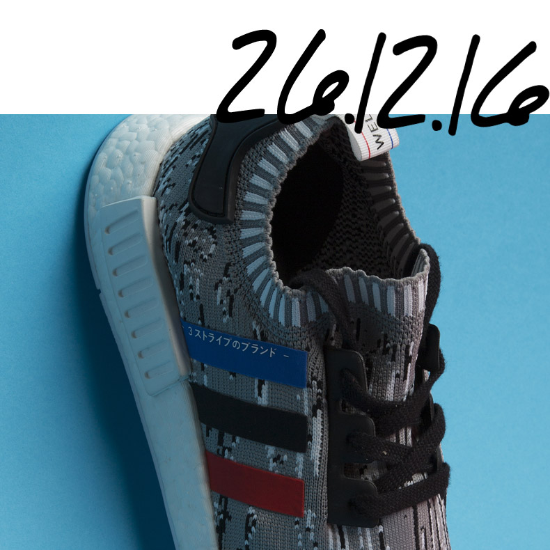 adidas nmd r1 primeknit trainers schuh drop dates blog
